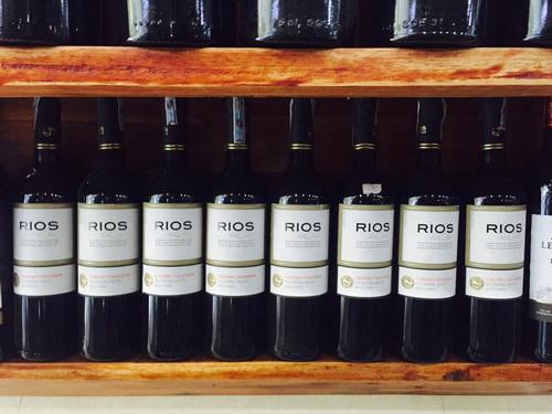 giới thiệu rượu vang rios cabernet sauvignon