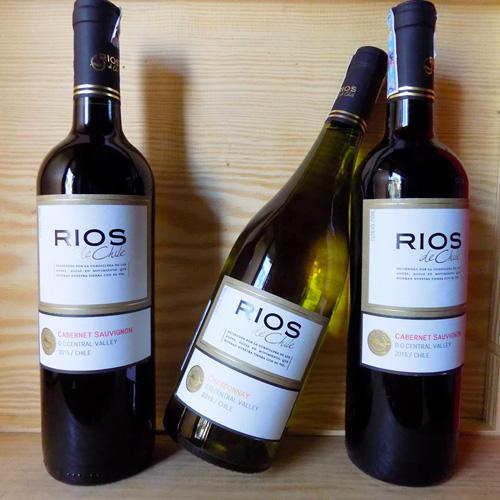 giới thiệu rượu vang Rios Chardonnay