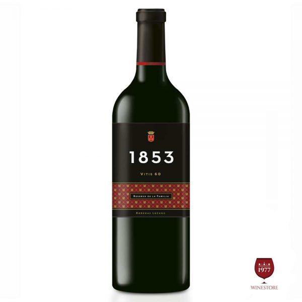 Rượu Vang 1853Vitis – Vang Tây Ban Nha Nhập Khẩu