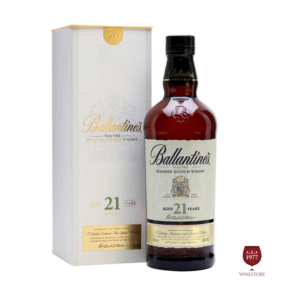 Ballantine's 21