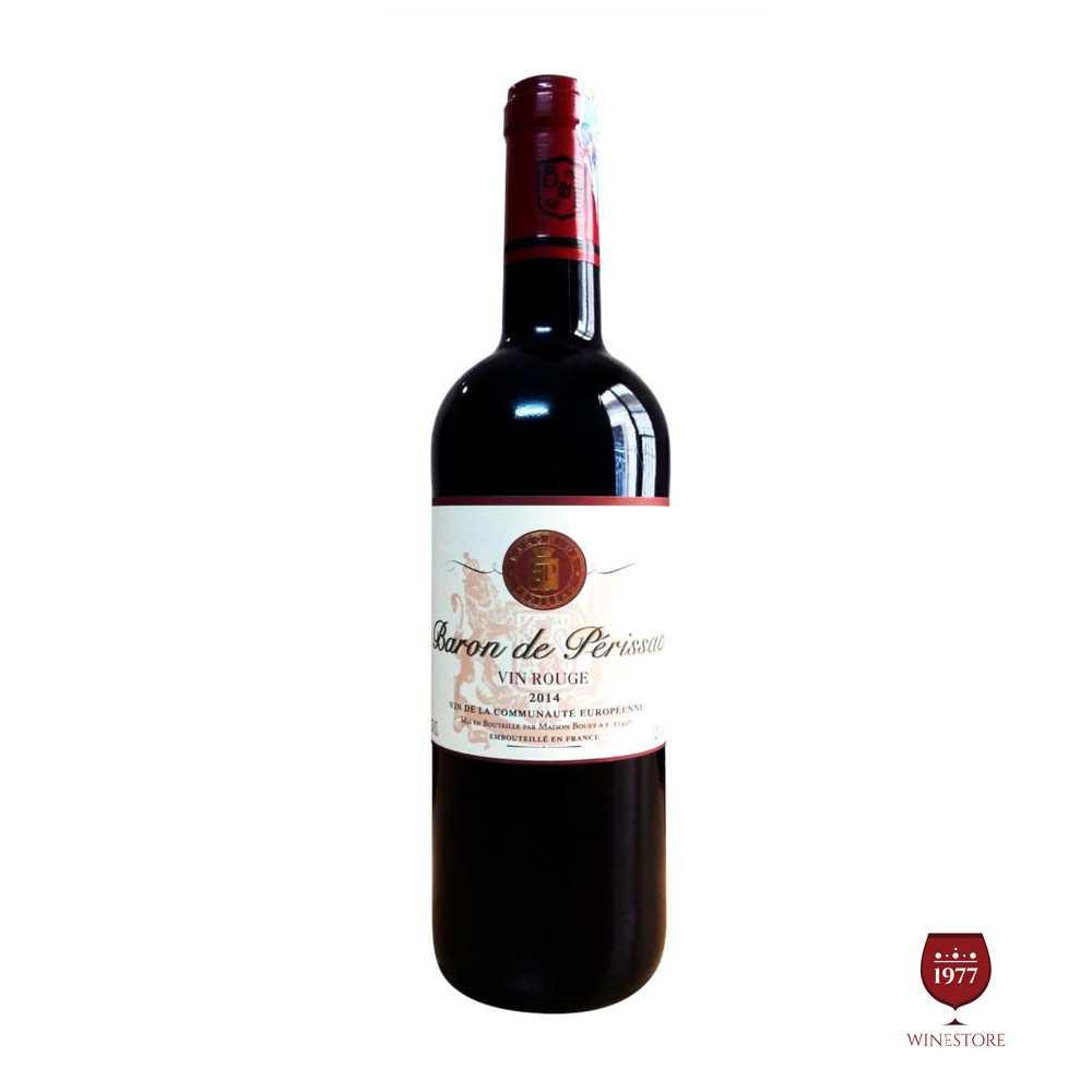 Baron De Perissac Vin Rouge 2014
