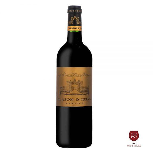 Rượu Vang Blason Dissan Margaux – Mua Vang Pháp Cao Cấp