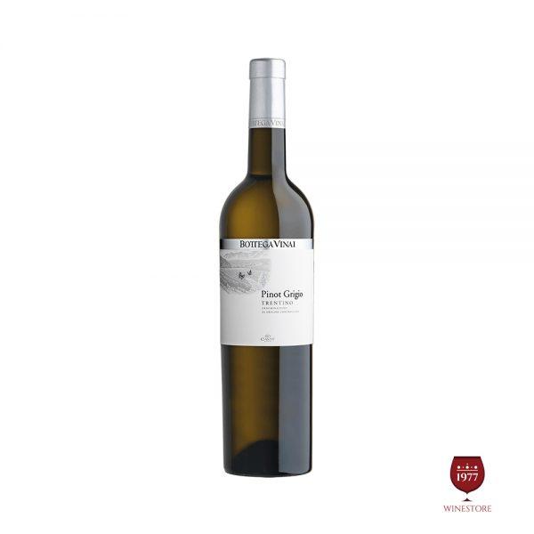 Rượu Vang Bottega Vinai Pinot Grigio – Vang Ý Giá Tốt