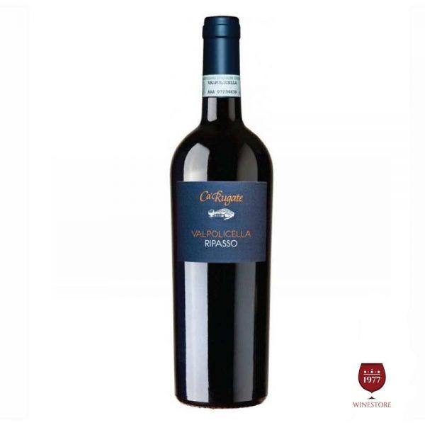 Rượu Vang Ca Rugate Valpolicella – Vang Ý Nhập Khẩu