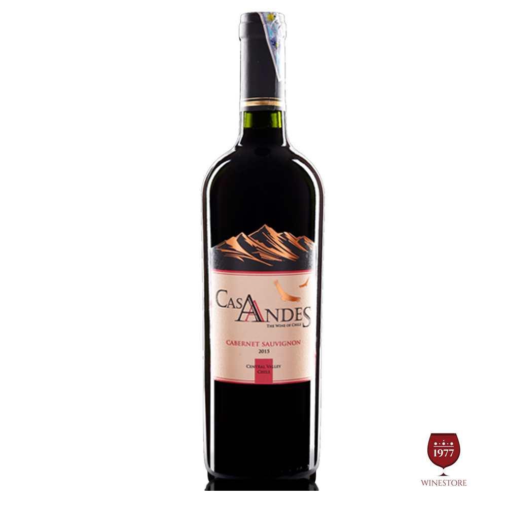 Rượu Vang Chile Cas Andes Sauvignon Blanc