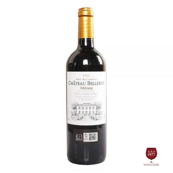 Rượu VangChateau Bellerive Medoc – Vang Pháp Thượng Hạng
