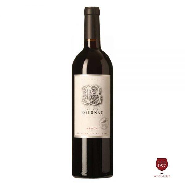 Rượu Vang Chateau Bournac – Mua Vang Pháp Chính Hãng Tốt Nhất