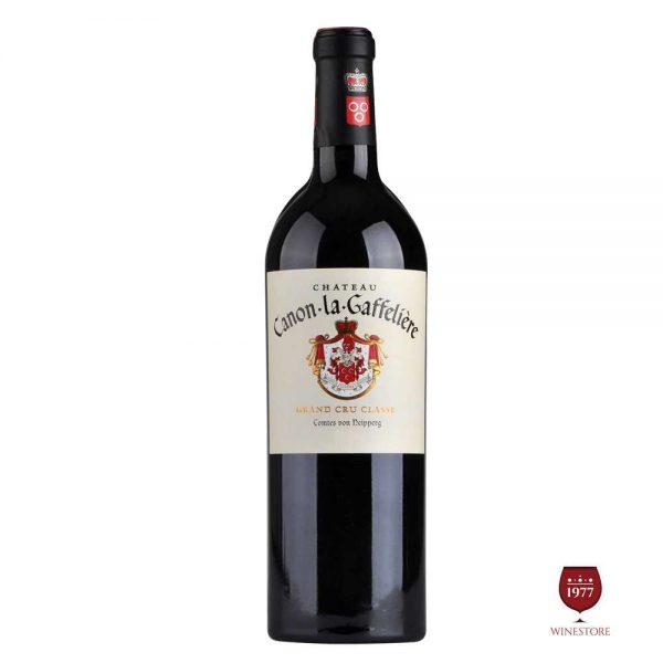 Rượu Vang Chateau Canon La Gaffeliere – Vang Pháp Grand Cru