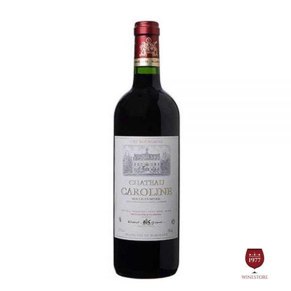 Rượu Vang Chateau Caroline – Mua Vang Pháp Ngon Nhập Khẩu