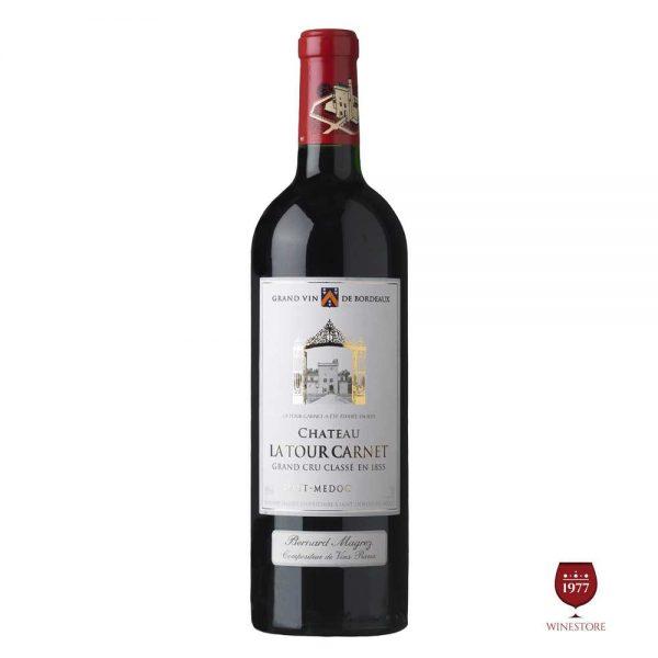 Rượu Vang Chateau Latour Carnet – Vang Pháp Cao Cấp Thượng Hạng