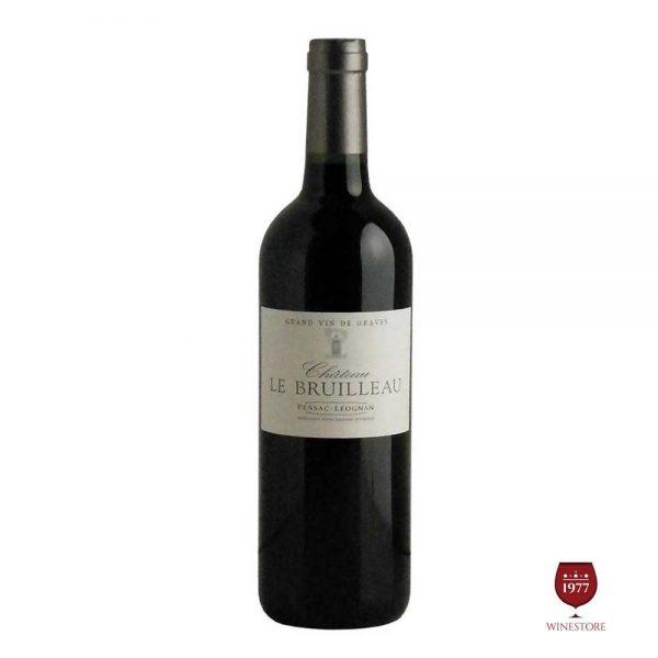 Rượu Vang Chateau Le Bruilleau – Vang Pháp Cao Cấp Thượng Hạng