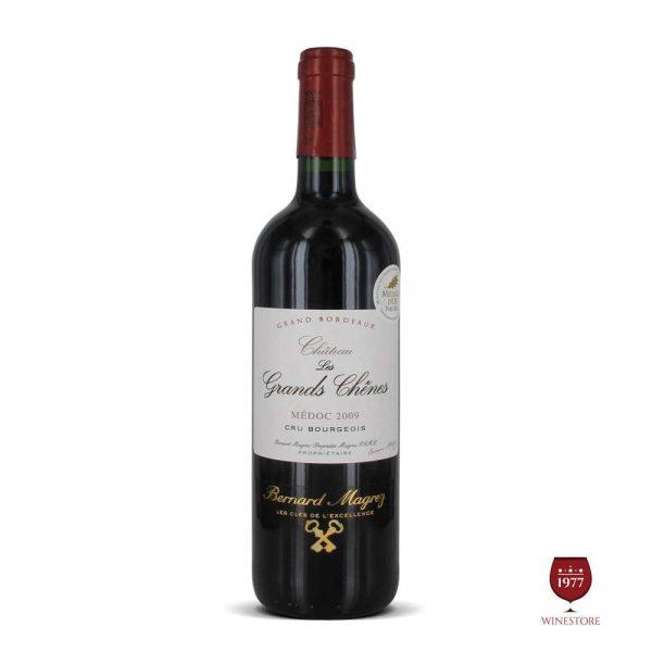 Rượu VangChateau Les Grands Chenes – Vang Pháp Thượng Hạng