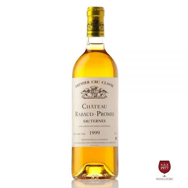 Rượu Vang Chateau Rabaud Promis – Vang Pháp Cao Cấp