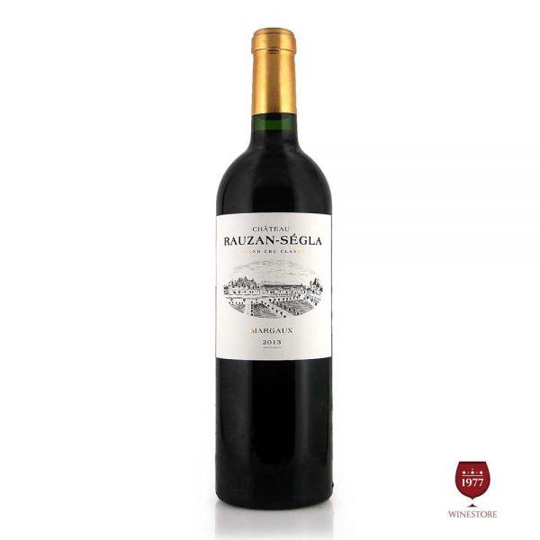 Rượu Vang Chateau Rauzan Segla – Mua Vang Pháp Chính Hãng