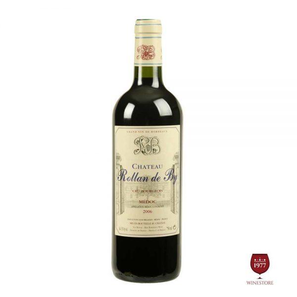 Rượu VangChateau Rollan De By(Cru Bourgeois) – Vang Pháp Cao Cấp