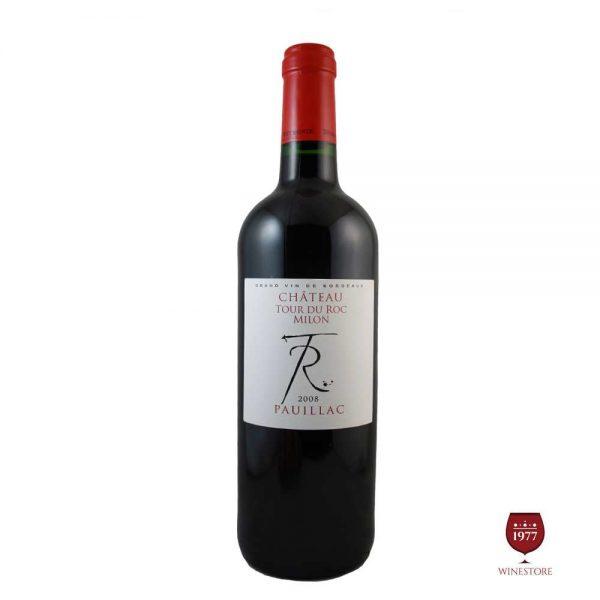 Rượu Vang Chateau Tour Du Roc Milon – Vang Pháp Cao Cấp Nhập Khẩu