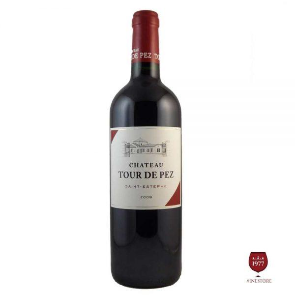 Rượu Vang Chateau Tour de Pez – Mua Vang Pháp Nhập Khẩu