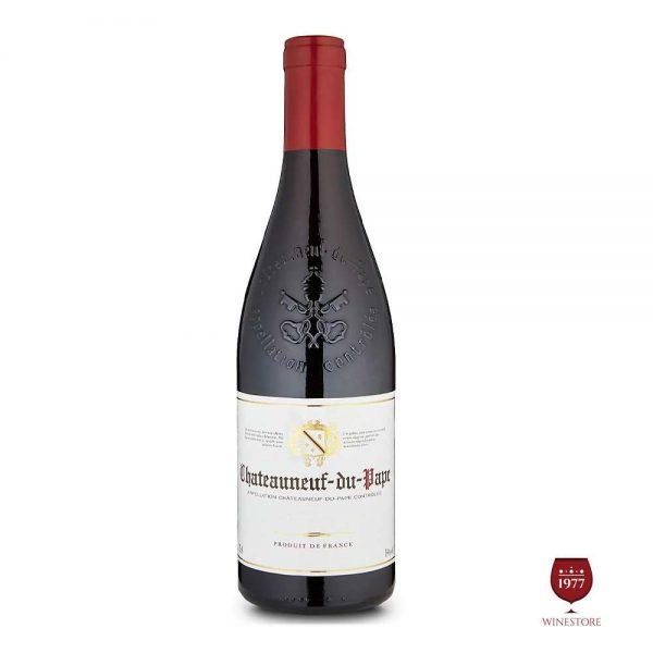 Rượu Vang Chateauneut Du Pape – Vang Pháp Thượng Hạng