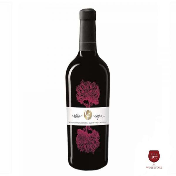 Rượu Vang Collefriso Sottosopra – Vang Ý Ngọt Nhập Khẩu