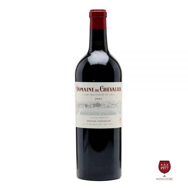 Rượu Vang Domaine de Chevalier – Mua Vang Pháp Cao Cấp