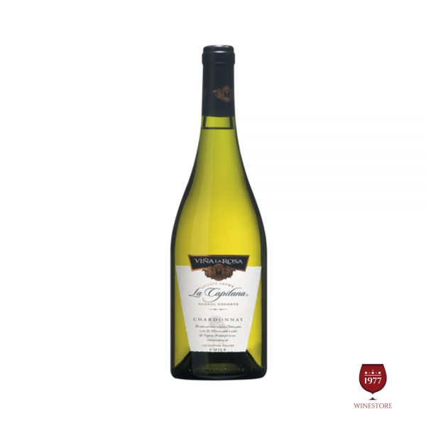 Rượu Vang Chile La Capitana Reserva Chardonnay