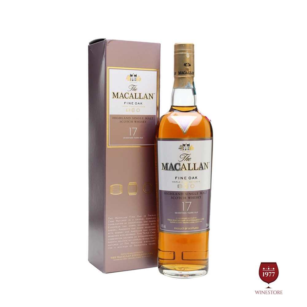 Macallan 17