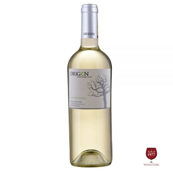 Rượu Vang Origen Sauvignon Blanc – Vang Chile Nhập Khẩu
