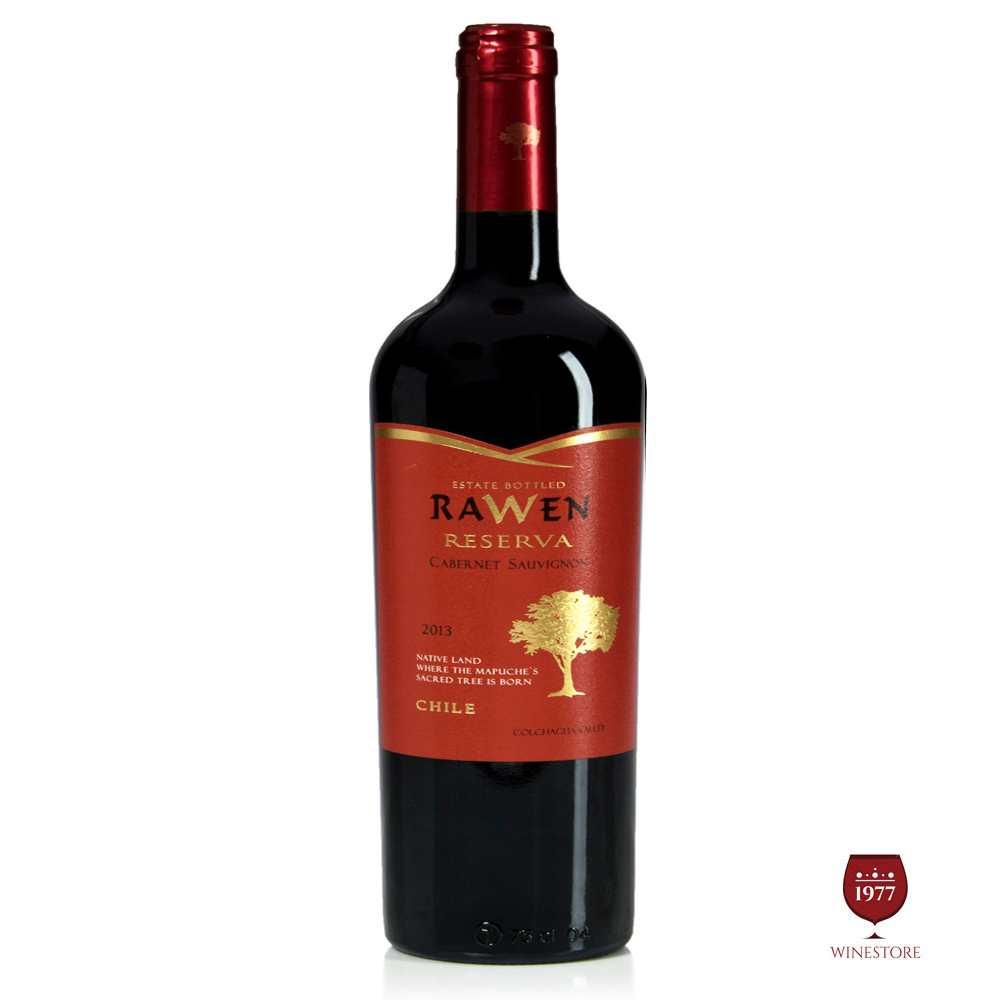 Rượu Vang Chile Rawen Reserva (Cabernet Sauvignon)