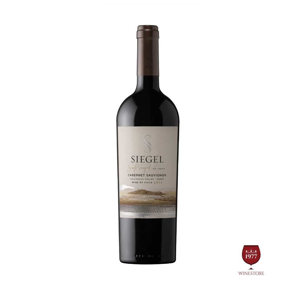 Rượu Vang Chile Siegel Single Vinyard