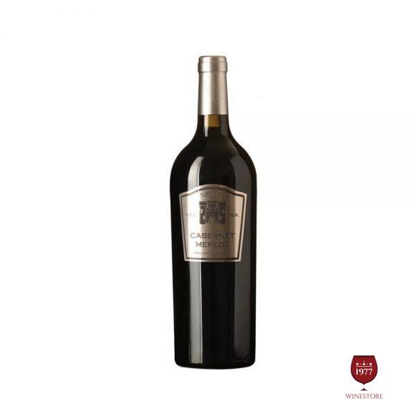 Rượu Vang Torrid Oro Cabernet Merlot – Vang Ý Nhập Khẩu