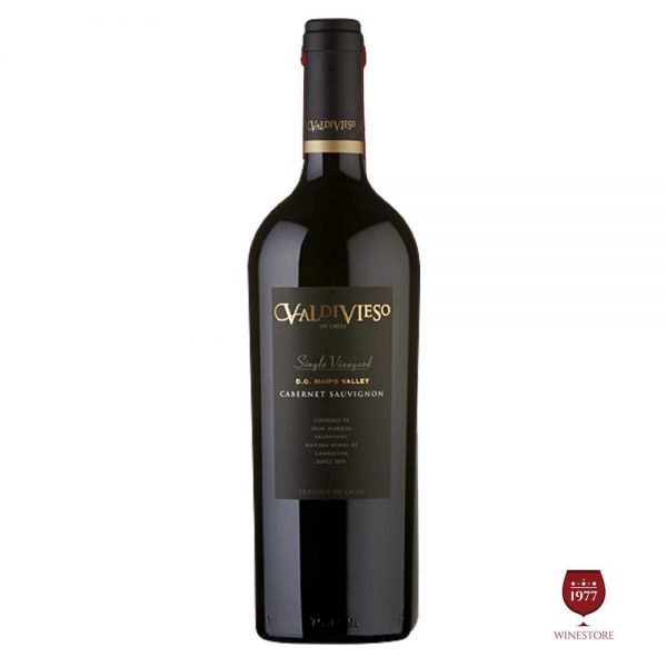 Rượu Vang Valdivieso Single Vineyard Cabernet Sauvignon – Vang Chile