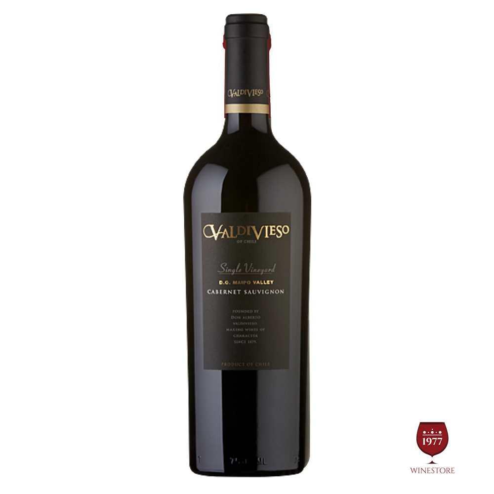 Rượu Vang Chile Valdivieso Single Vineyard Cabernet Sauvignon