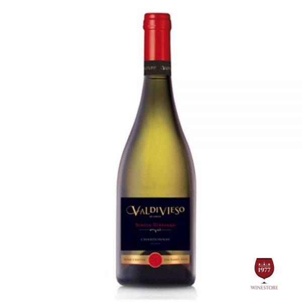 Rượu Vang Valdivieso Single Vineyard Chardonnay – Vang Chile Giá Tốt