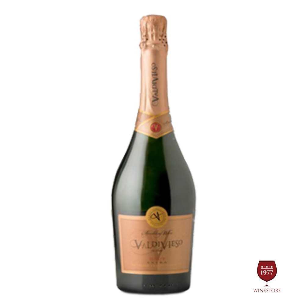 Rượu Vang Nổ Chile Valdivieso Sparking Extra