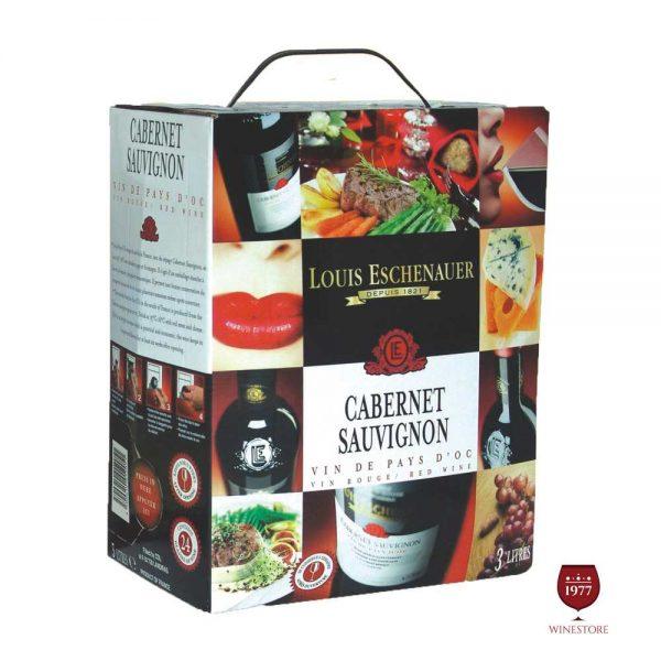 Rượu Vang Bịch Louis Eschenauer – Sản Phẩm Vang Bịch Pháp