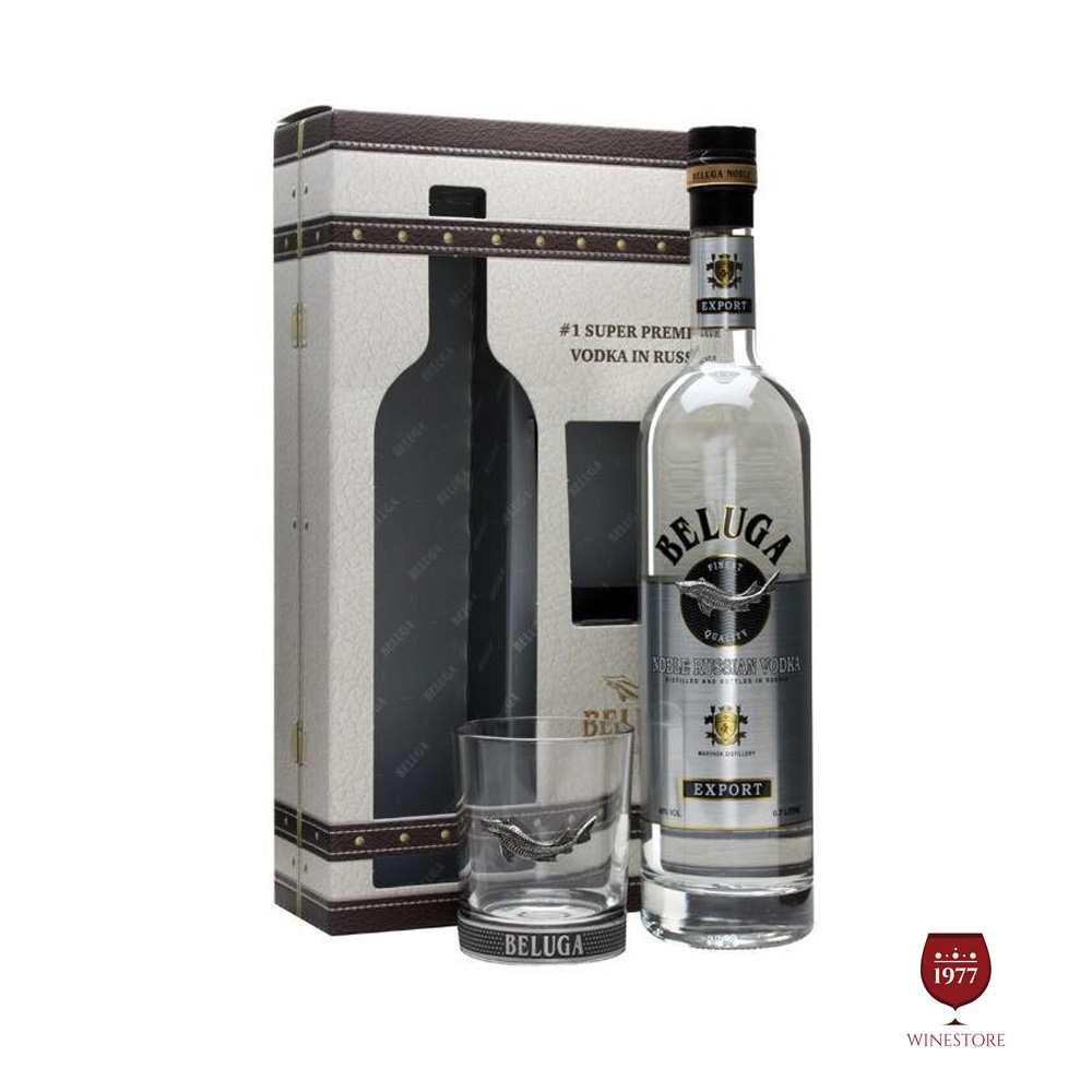 Vodka Beluga 0.7 Quà