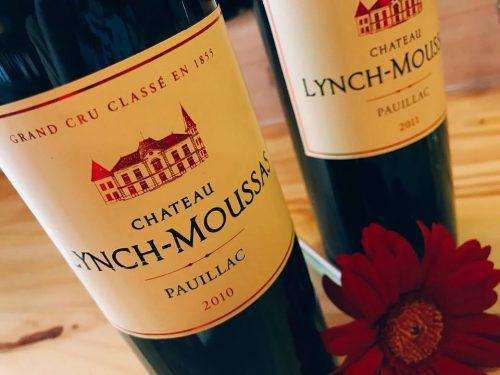 cách làm rượu vang chateau lynch moussas