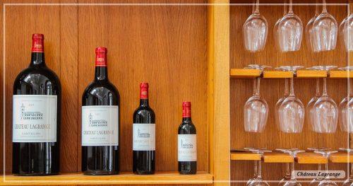 giới thiệu rượu vang chateau lagrange 1