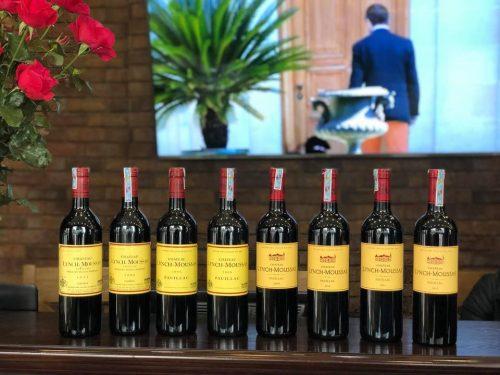 giới thiệu rượu vang chateau lynch moussas