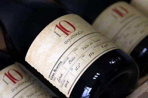 Giới thiệu rượu vang Ocho Tierras 10