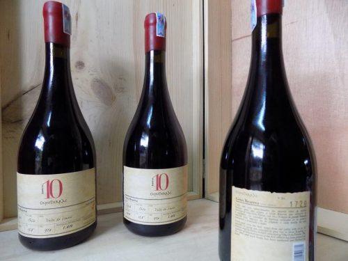 sản xuất rượu vang Chile Ocho Tierras 10