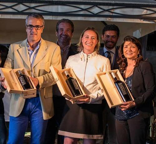 sản xuất rượu vang Ý 80 ANNI
