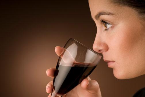 uống rượu nho có tốt không?