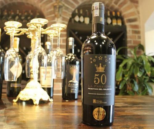 đặc điểm vang 50 La Passione