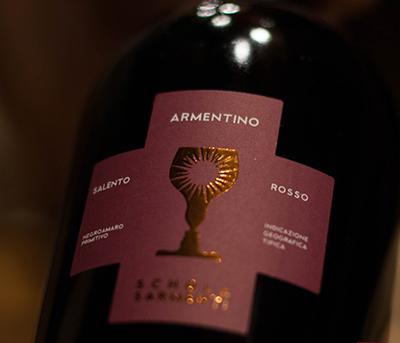 rượu vang chén thánh cao cấp Armentino
