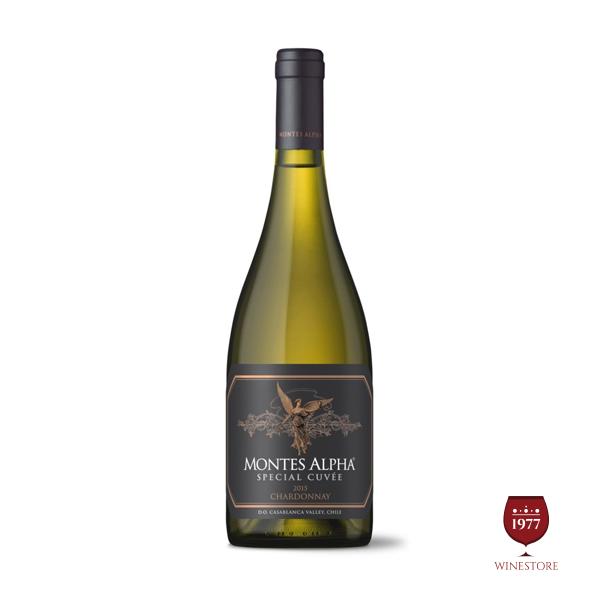 Rượu Vang Montes Alpha Special Cuvee Chardonnay – Vang Cao Cấp