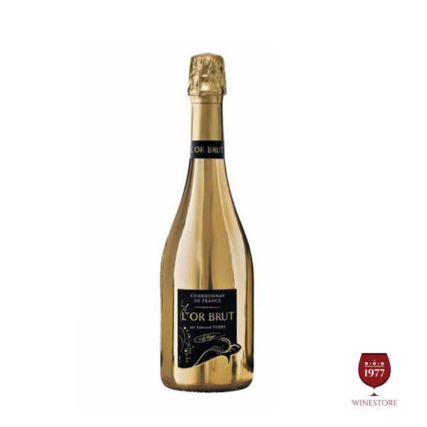 Rượu Vang Nổ Sparkling Wine Chardonnay OR – Vang Nổ Nhập Khẩu