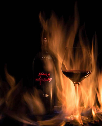 giới thiệu rượu vang Anima di Negroamaro