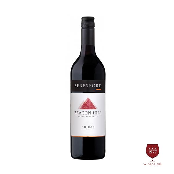 Rượu Vang Beresford Beacon Hill Syrah – Mua Vang Úc Nhập Khẩu