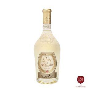 rượu vangCera una Volta Moscato Frizzante